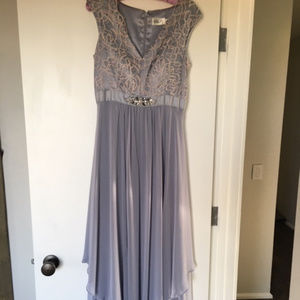 Mother of the Bride/Groom Lilac Size 8 Dress